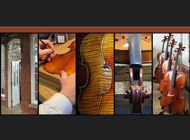 Violin Shop Rhode Island